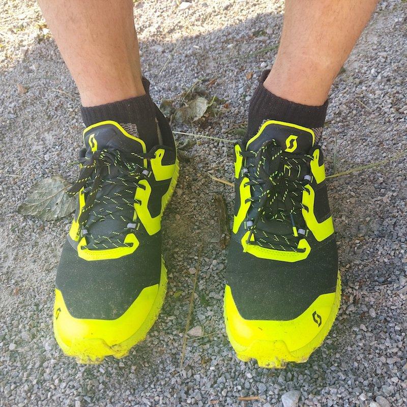 recensione Scott Supertrac RC2 da trail running