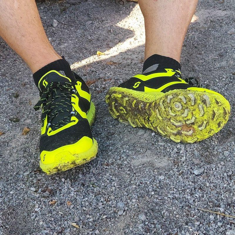 Recensione scarpe Scott da trail running