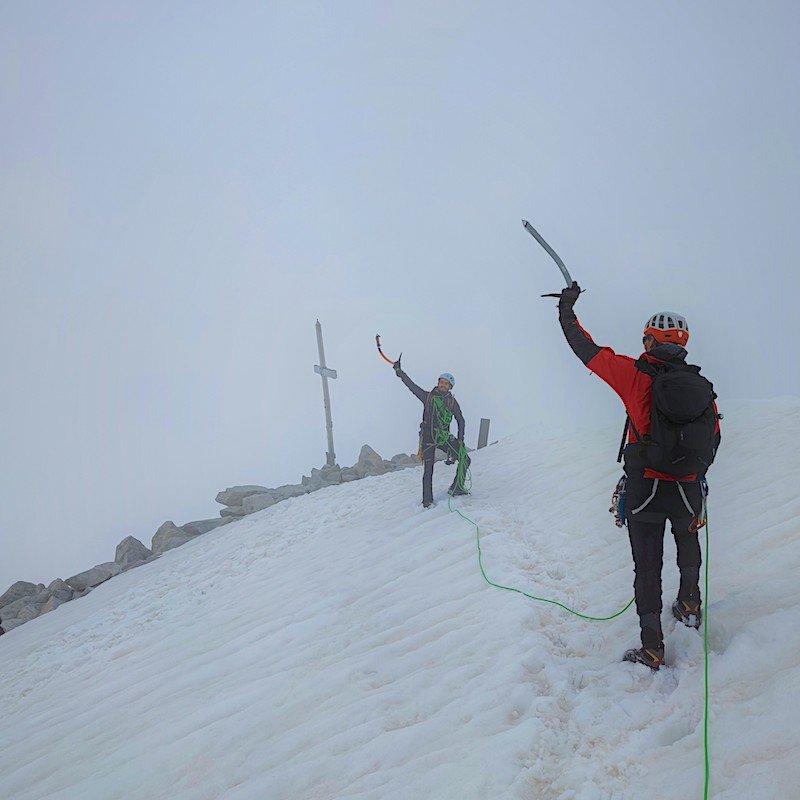 Piccozze da alpinismo