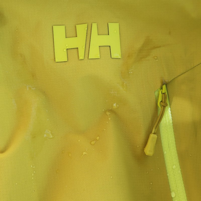 giacca impermeabile helly hansen verglas