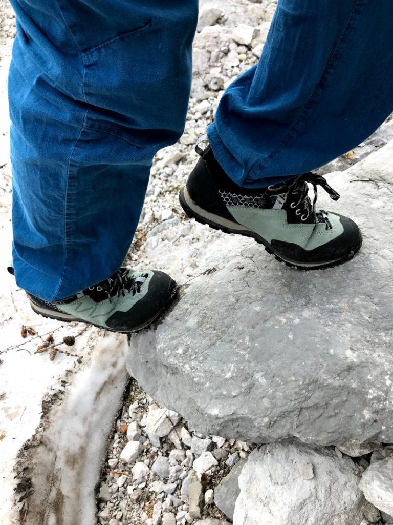 recensione scarpa escursionismo