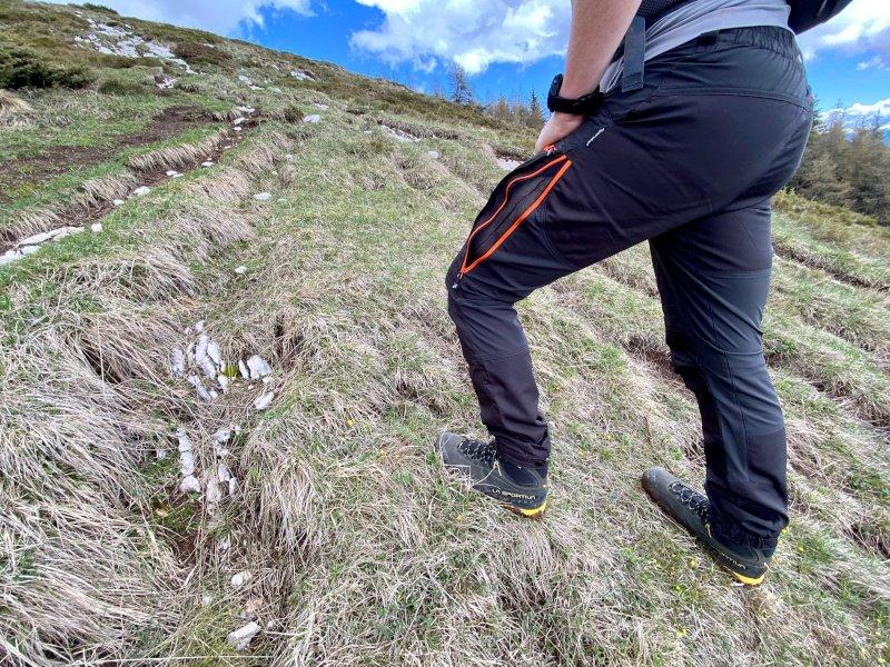 recensione pantaloni escursionismo