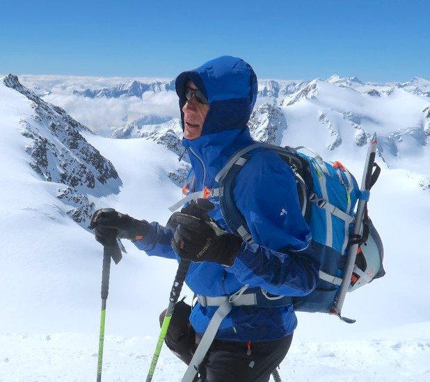 giacca da scialpinismo Vaude
