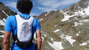 The north face race day 8l