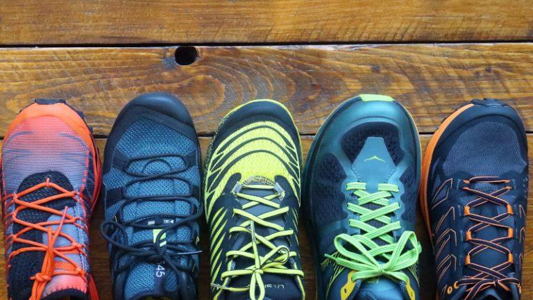 come scegliere scarpe da trail running