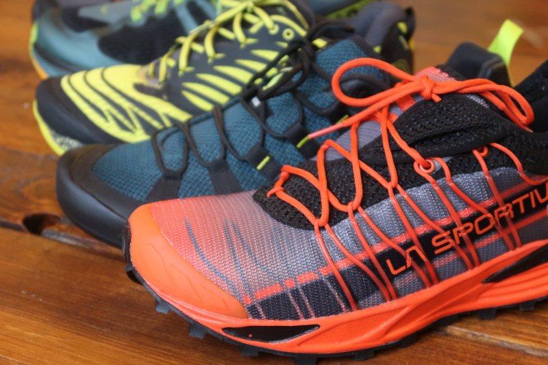 recensioni scarpe trail running