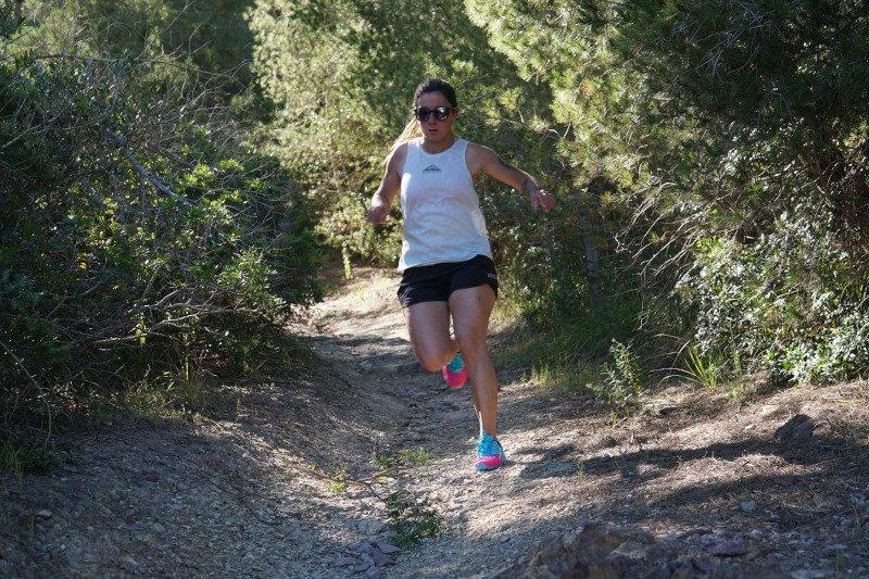 corsa in montagna scarpe